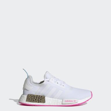 Sapatos NMD_R1 Branco Criança Originals