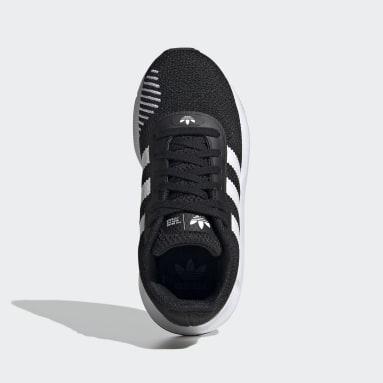 Zapatillas Swift Run RF (UNISEX) Negro Niño Originals