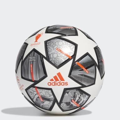 Pallone Finale 21 20th Anniversary UCL Competition Bianco Calcio