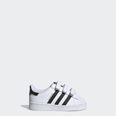 Tênis Superstar (UNISSEX) Branco Kids Originals