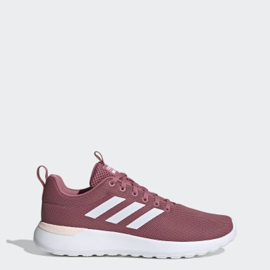 Women Walking Burgundy Lite Racer CLN Shoes