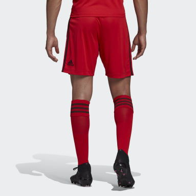Men Football Red Beşiktaş JK 20/21 Third Shorts