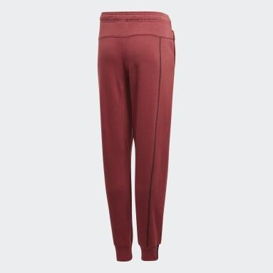Børn Originals Rød R.Y.V. bukser