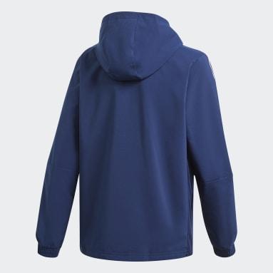 синий Ветровка Tiro 21