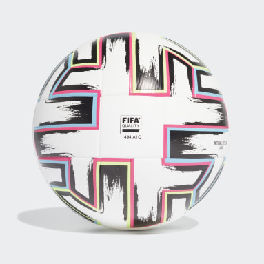 Soccer White Uniforia League Ball