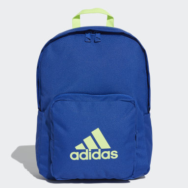Kids 4-8 Years Running Blue Classic Backpack