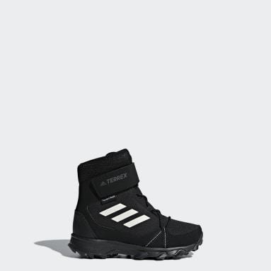 Chaussure de randonnée Terrex Snow CF Winter noir Enfants TERREX