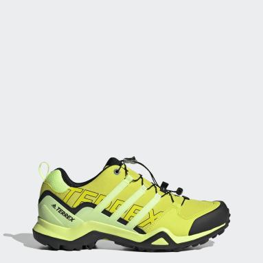 Men TERREX Yellow Terrex Swift R2 Shoes