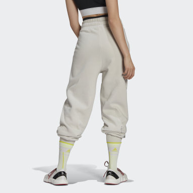 Dames adidas by Stella McCartney Grijs adidas by Stella McCartney Joggingbroek