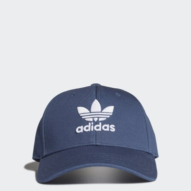 Originals Blue Trefoil Baseball Cap