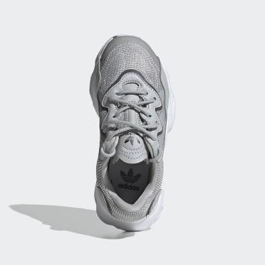 Zapatillas OZWEEGO (UNISEX) Gris Niño Originals