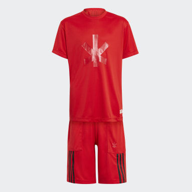 Youth Training Red adidas x LEGO® NINJAGO® Kai Set