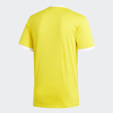 Football Yellow Tabela 18 Jersey