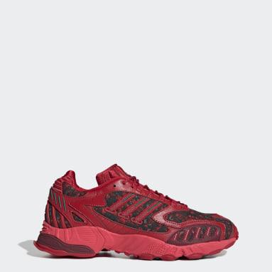 Men Originals Red Torsion TRDC Shoes