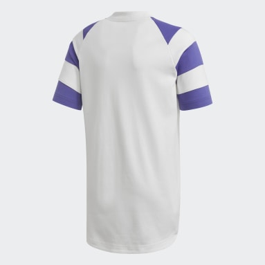 Jungen Yoga Paul Pogba T-Shirt Weiß