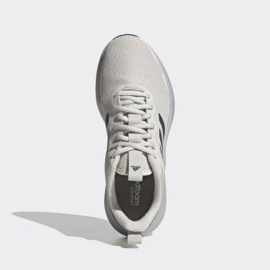 Women Running Beige Fluidstreet Shoes