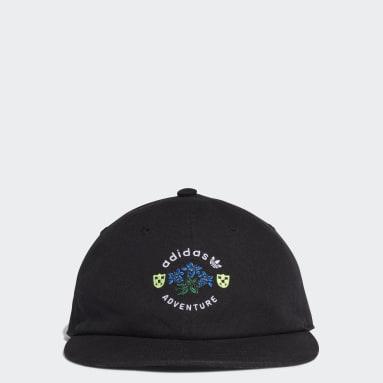 Originals Svart adidas Adventure Vintage Baseball Cap