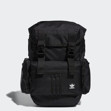 Originals Black Utility Backpack 4.0