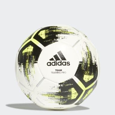 Ballon Team Training Pro Blanc Football