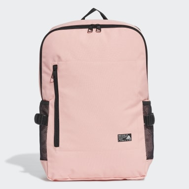 Gym & Training Pink Classic Boxy Backpack