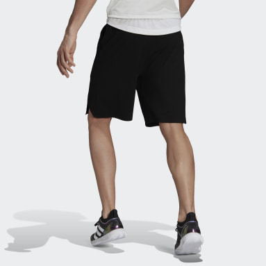 Men's Tennis Black Tennis Primeblue Next Level Shorts