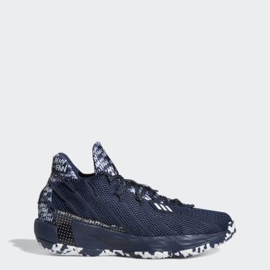 Basketball Blue Dame 7 I Am My Own Fan Shoes