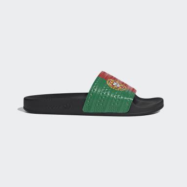 Originals Sort adilette sandaler
