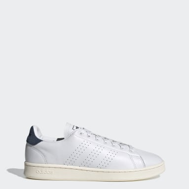 Tennis Hvid Advantage sko