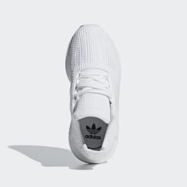 Chaussure Swift Run Blanc Enfants Originals