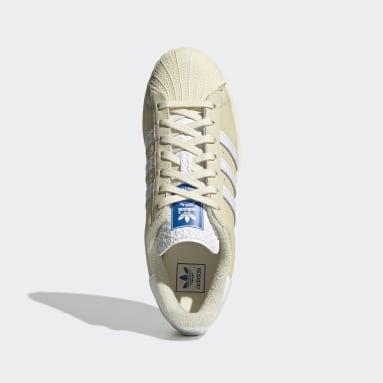 Originals Beige Superstar Shoes