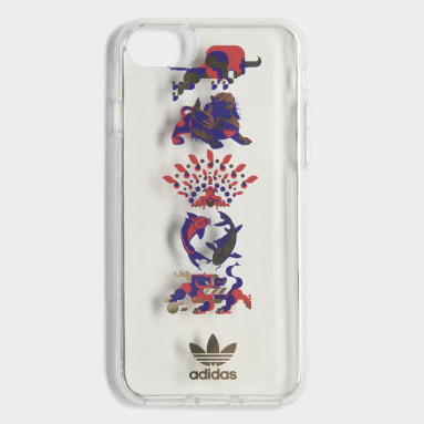 Originals White Clear CNY Case iPhone 8