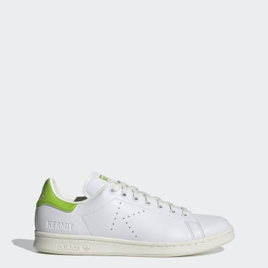 Erkek Originals Beyaz Stan Smith Ayakkabı
