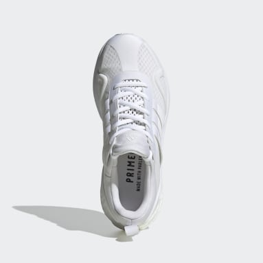 Kvinder Løb Hvid SolarGlide Karlie Kloss sko