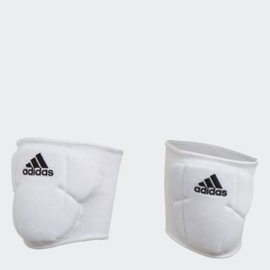 Volleyball White 5-Inch Volleyball Kneepads