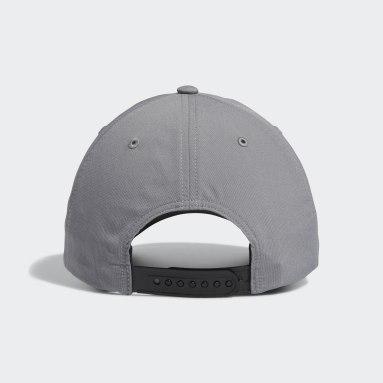 Men Golf Grey Performance Cap