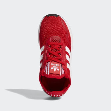 Children Originals Red Swift Run X Shoes