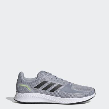 ผู้ชาย วิ่ง สีเทา รองเท้า Runfalcon 2.0