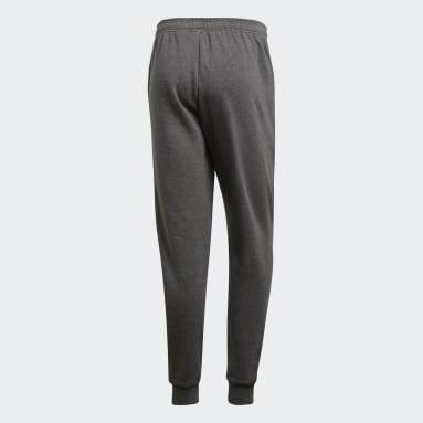 Muži Cvičení A Trénink šedá Sportovní kalhoty Core 18