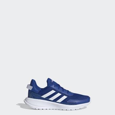 Chaussure Tensor Run Bleu Enfants Running