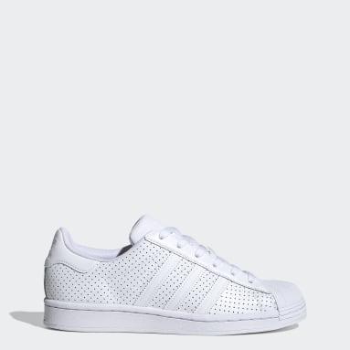 Dames Originals wit Superstar Schoenen