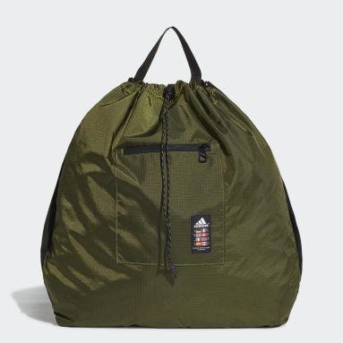 Bolso mochila Xplorer Primegreen Verde Balonmano