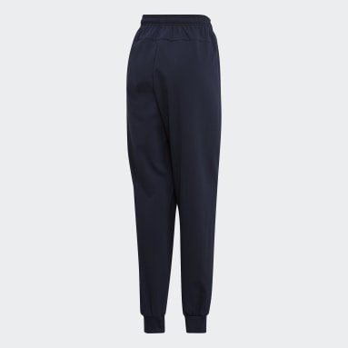 Pantalón Essentials Plain Tapered Stanford Azul Hombre Training