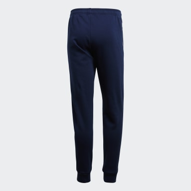 Männer Fitness & Training Core 18 Jogginghose Blau