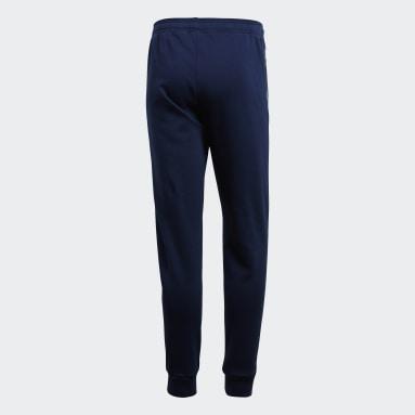 Muži Cvičení A Trénink modrá Sportovní kalhoty Core 18