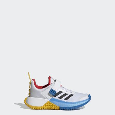 Zapatilla adidas x LEGO® Sport Blanco Niño Running