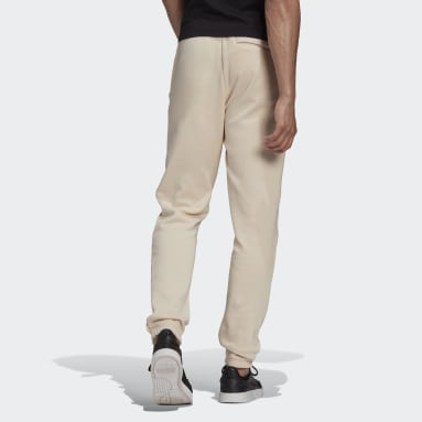 Sweat pants R.Y.V. Silicone Double Linear Badge Beige Uomo Originals