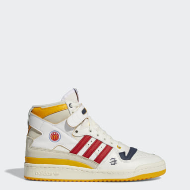 Men's Originals White Forum 84 High Shoes