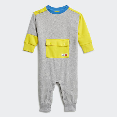 Infant & Toddler Training Grey adidas x LEGO® DUPLO® Onesie
