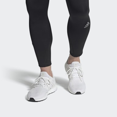 Chaussure Ultraboost 5.0 DNA blanc Course