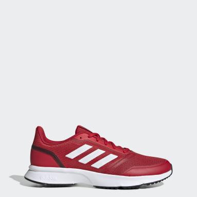 Zapatillas Nova Flow Rojo Hombre Running